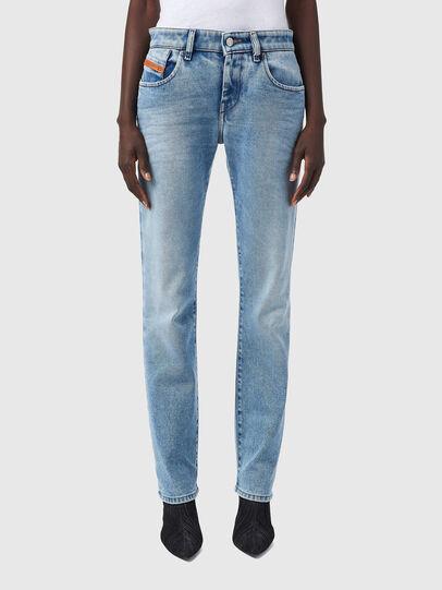 Diesel - D-Lyla 09B14, Hellblau - Jeans - Image 1