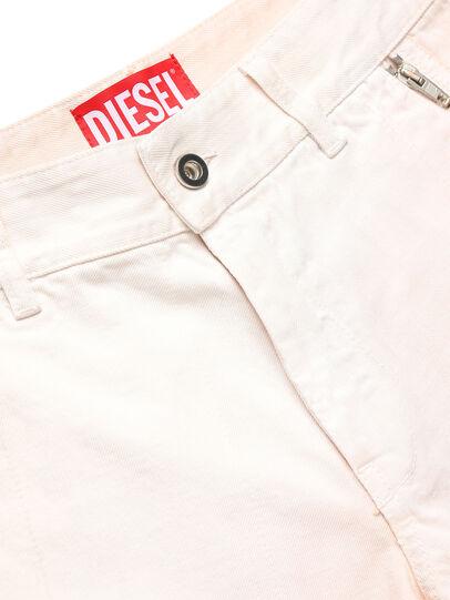 Diesel - GR02-P303, Weiß - Kurze Hosen - Image 3