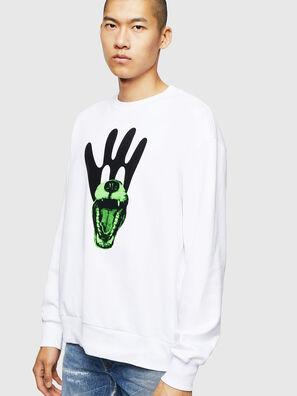 S-BAY-BX4, Weiß - Sweatshirts