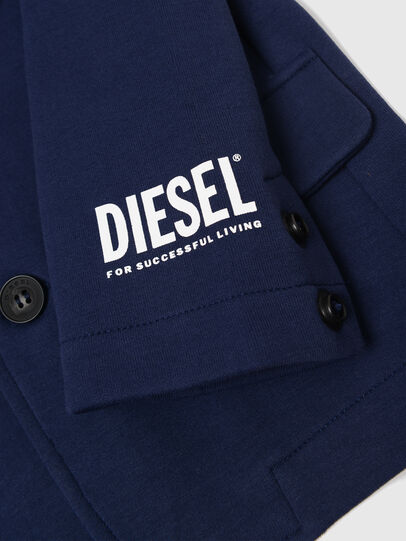 Diesel - SBOONB, Blau - Sweatshirts - Image 3