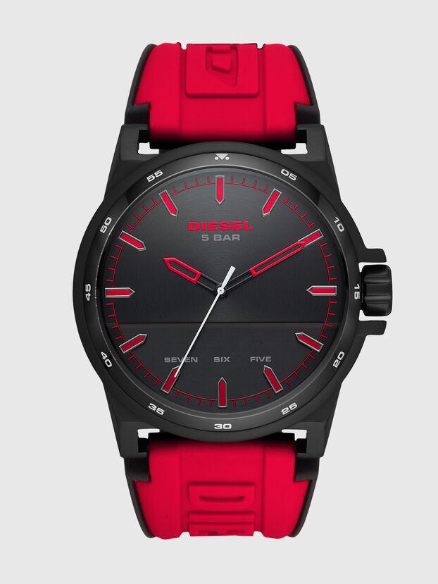DZ1911, Rot/Schwarz - Uhren