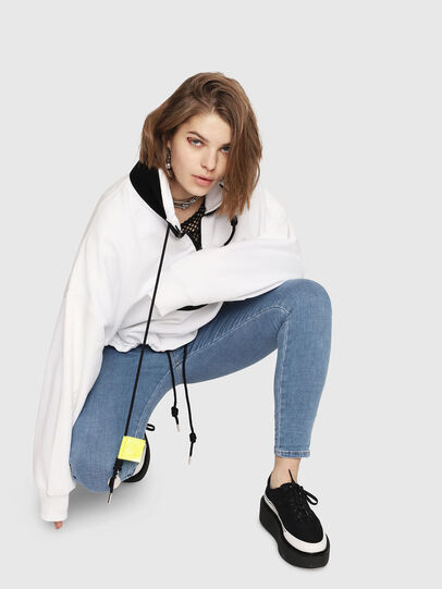Diesel - Slandy Zip 069FN,  - Jeans - Image 5