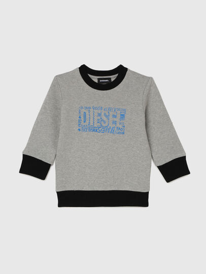 Diesel - SALLOB-R, Grau - Sweatshirts - Image 1