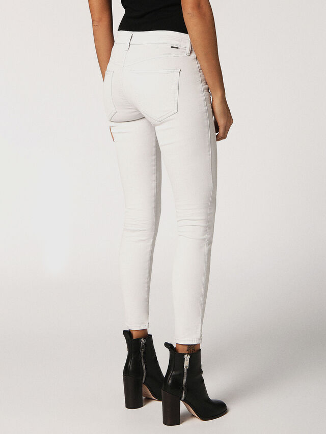 SLANDY 084BZ, White
