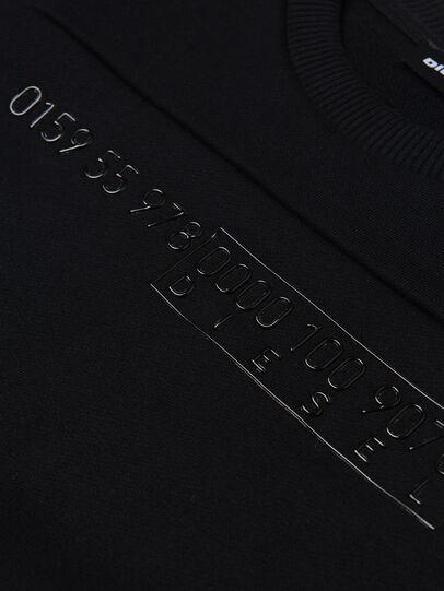 Diesel - SCORY, Schwarz - Sweatshirts - Image 3