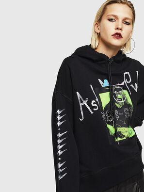 F-MAGGY, Schwarz - Sweatshirts