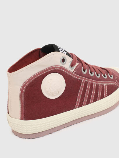 Diesel - S-YUK MC W, Rot - Sneakers - Image 4