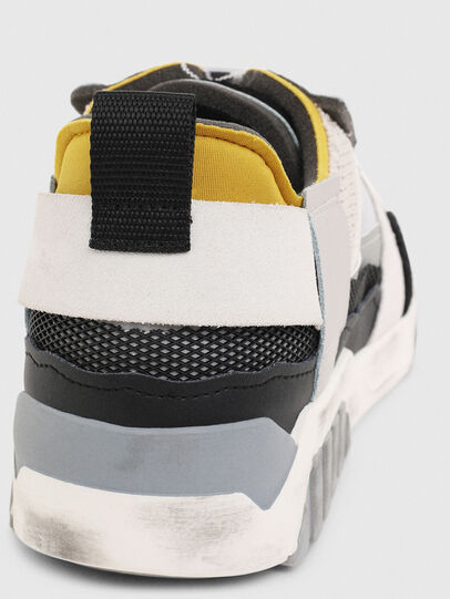 Diesel - S-RUA LOW DEC, Weiß - Sneakers - Image 7