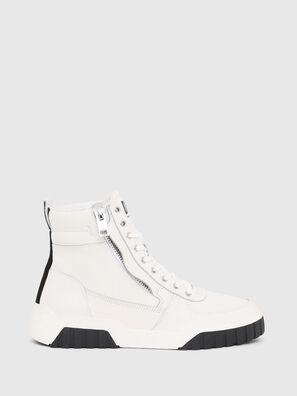 S-RUA MID, Weiß - Sneakers