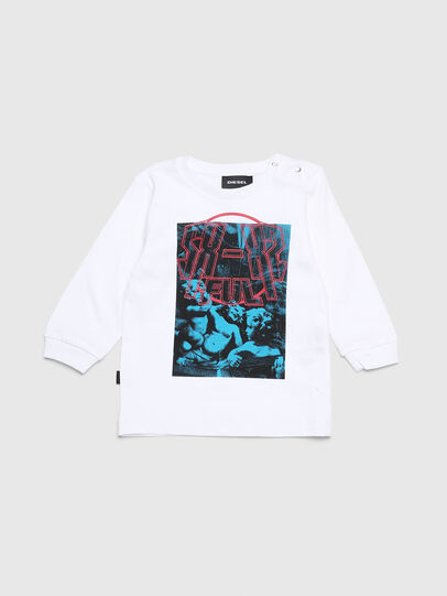 Diesel - TRAVEB,  - T-Shirts und Tops - Image 1