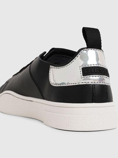 Diesel - S-CLEVER LS W, Schwarz/Silber - Sneakers - Image 5
