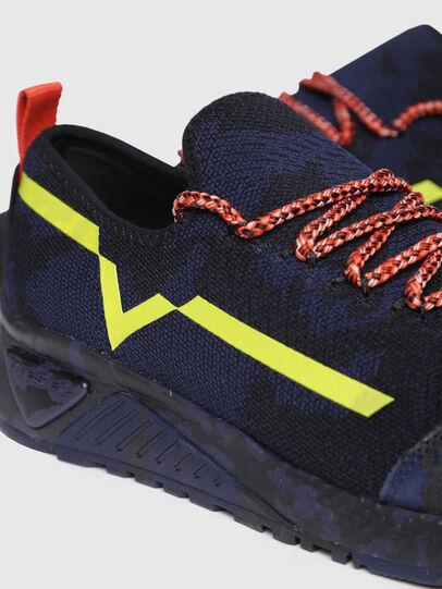 Diesel - S-KBY, Blau/Schwarz - Sneakers - Image 4