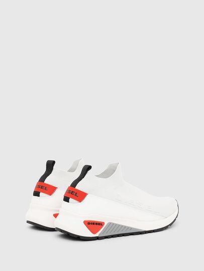 Diesel - S-KB SOCK QB, Weiß/Grau - Sneakers - Image 3