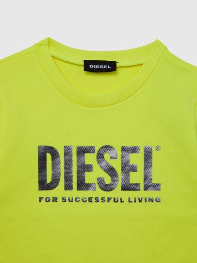 Diesel - SVELIB-R, Gelb - Sweatshirts - Image 3