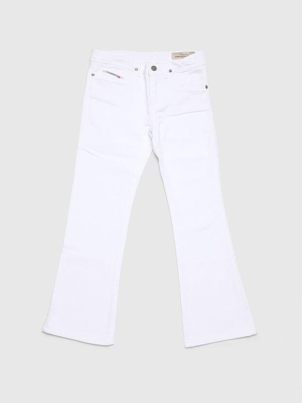 LOWLEEH-J JOGGJEANS-N, Weiß - Jeans