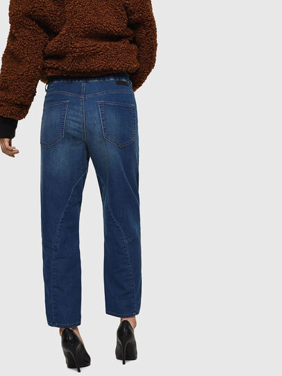 Diesel - D-Rollar JoggJeans 069IT, Mittelblau - Jeans - Image 2