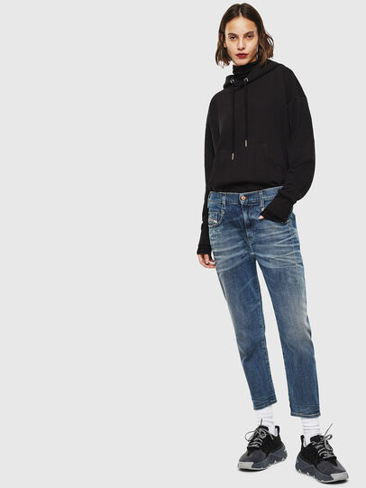 Diesel - Fayza 0890Y, Mittelblau - Jeans - Image 5
