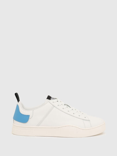 Diesel - S-CLEVER LOW LACE, Weiss/Blau - Sneakers - Image 1