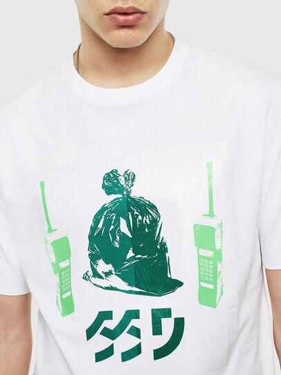 Diesel - T-JUST-T30,  - T-Shirts - Image 3