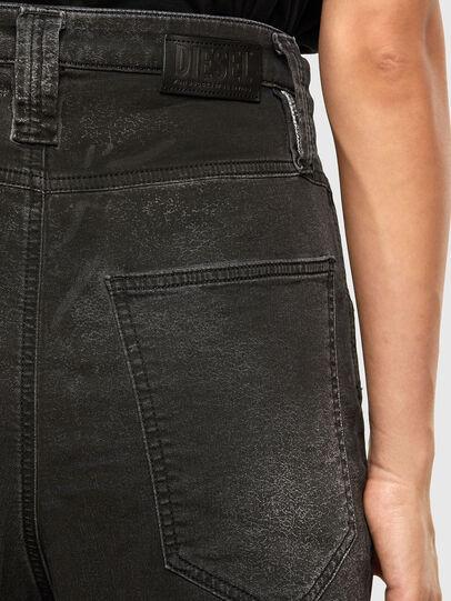 Diesel - D-Plata JoggJeans® 009DS, Schwarz/Dunkelgrau - Jeans - Image 4