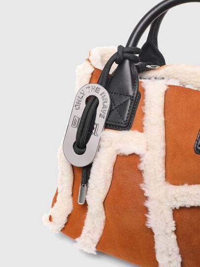 Diesel - DHALIA XS, Braun - Satchel Bags und Handtaschen - Image 5