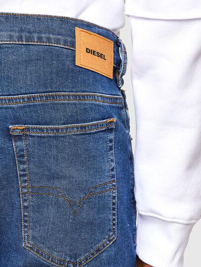 Diesel - D-Yennox 009DG, Mittelblau - Jeans - Image 4