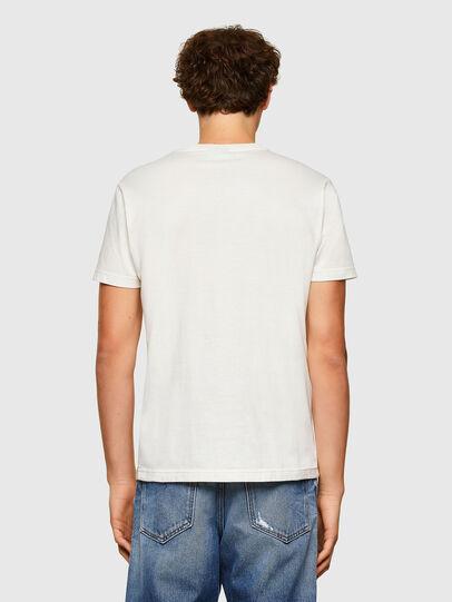 Diesel - T-DIEGOS-A5, Weiß - T-Shirts - Image 2