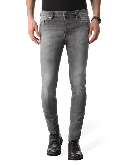 Diesel - Sleenker 0672J,  - Jeans - Image 1