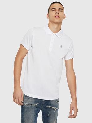 T-WEET, Weiß - Polohemden