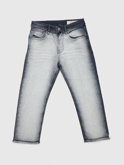 Diesel - ARYEL-J JOGGJEANS, Dunkelblau - Jeans - Image 1
