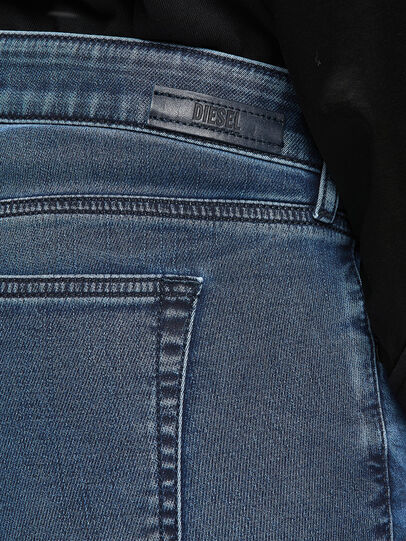 Diesel - D-Ollies JoggJeans® 069VH, Mittelblau - Jeans - Image 3