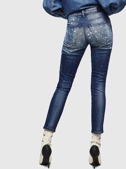 Diesel - Babhila 0091Y, Mittelblau - Jeans - Image 2