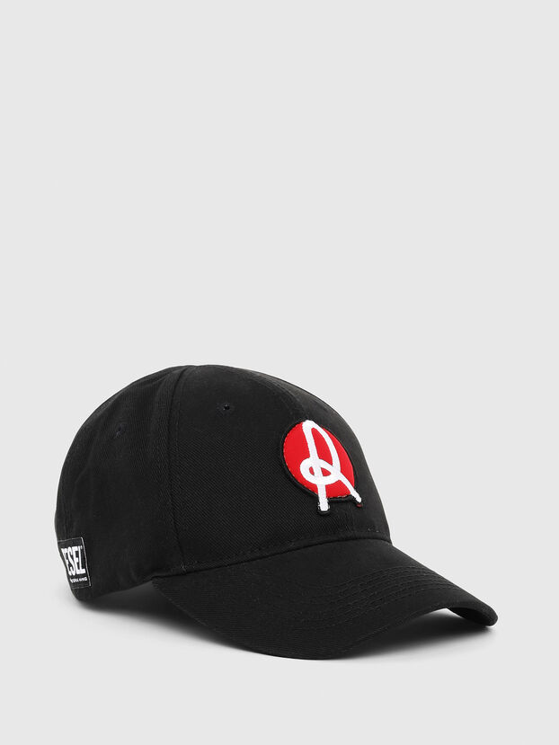 LR-CAP, Schwarz - Hüte