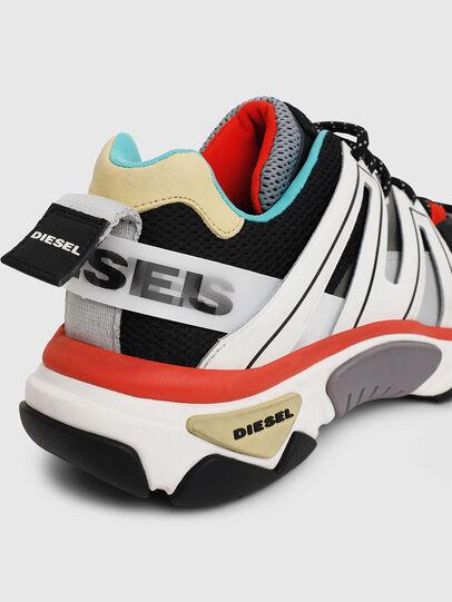 Diesel - S-KIPPER LOW TREK, Weiß - Sneakers - Image 7