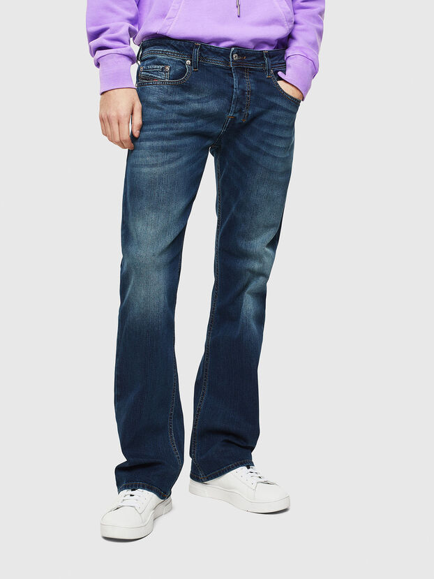 Zatiny 084BU, Dunkelblau - Jeans