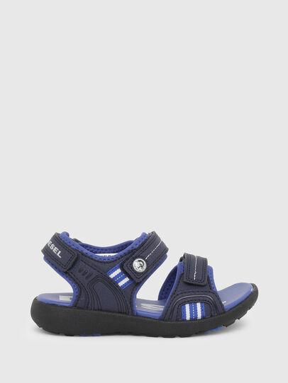 Diesel - S-ANDAL CH, Blau - Schuhe - Image 1