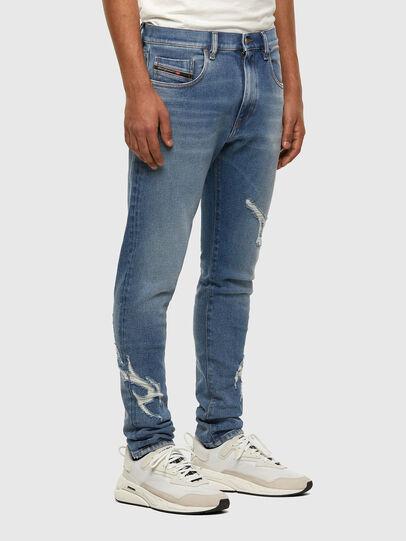 Diesel - D-Strukt 009DW, Hellblau - Jeans - Image 6