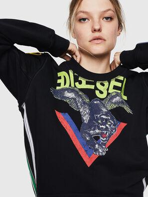 F-LYANYDY, Schwarz - Sweatshirts