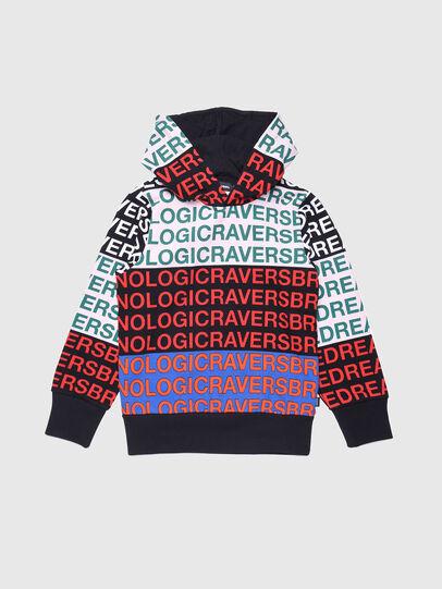 Diesel - SRAVE, Bunt - Sweatshirts - Image 1