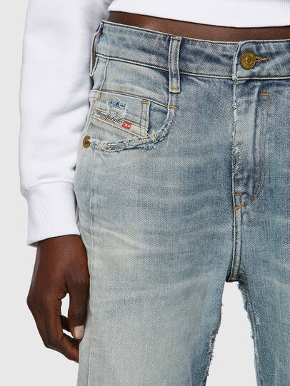 Diesel - Fayza 09A04, Hellblau - Jeans - Image 4