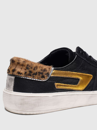 Diesel - S-MYDORI LL W, Blau/Gold - Sneakers - Image 6