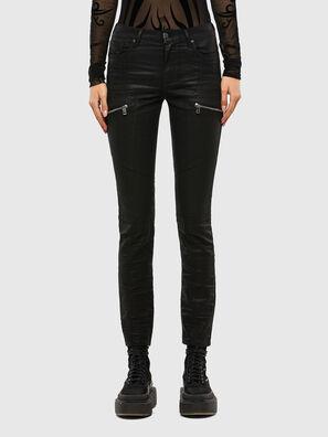 D-Ollies JoggJeans® 069RK, Schwarz/Dunkelgrau - Jeans