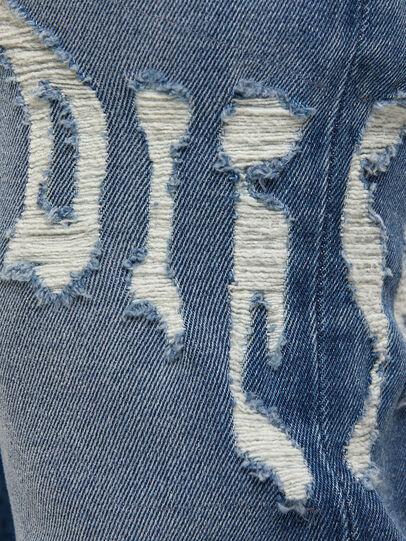 Diesel - D-Strukt 009DW, Hellblau - Jeans - Image 3