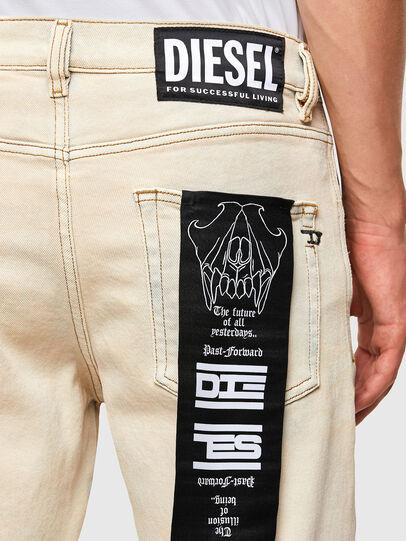 Diesel - D-Strukt 009KV, Weiß - Jeans - Image 4