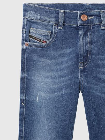 Diesel - D-SLANDY-HIGH-J, Mittelblau - Jeans - Image 3