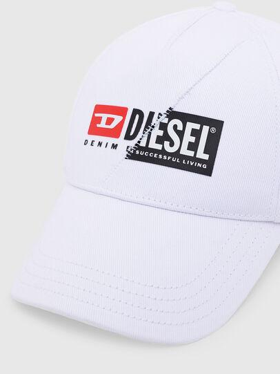 Diesel - CAP-CUTY, Weiß - Hüte - Image 3