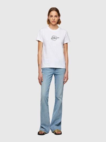 Diesel - T-SILY-B8, Weiß - T-Shirts - Image 4