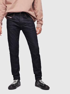 D-Strukt 082AC, Dunkelblau - Jeans