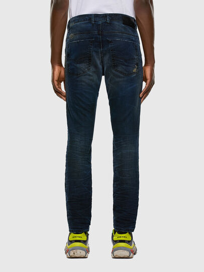 Diesel - Krooley JoggJeans 069NP, Dunkelblau - Jeans - Image 2