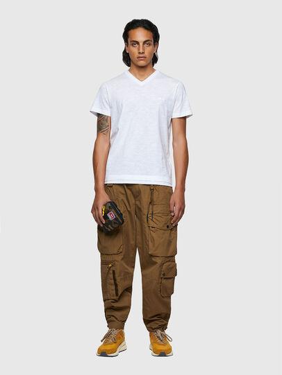 Diesel - T-NORRIE, Weiß - T-Shirts - Image 4